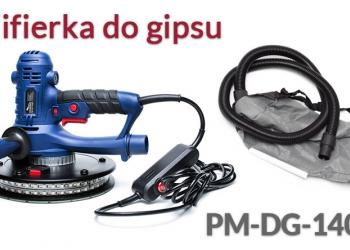 Шлифовальная машинка Powermat PM-DG-1400L