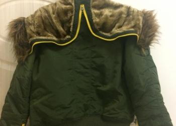 Мужская зимняя куртка ALPHA