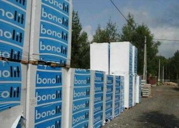 Стеновые и перегородочные блоки Bonolit завод Малоярославец