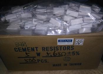 Резистор SQP