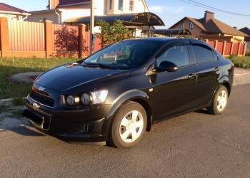 Chevrolet Aveo, 2014