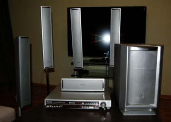 Panasonic SA-HT928 DVD Home Theater Sound System