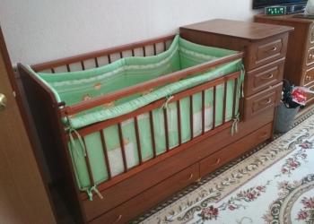 Продается кроватка