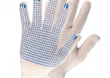 Перчатки хб рабочие 4 нити 10 класс