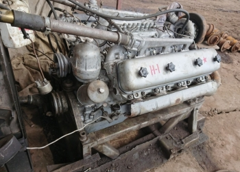 Двигатель Ямз-238н1