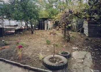 Продам участок, на участке жилой дом, можно под снос.