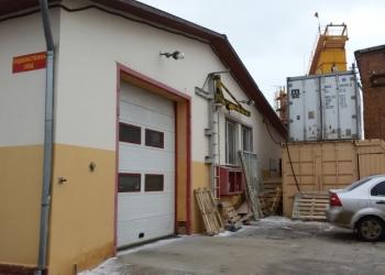 Сдается 320 кв.м. под производство отдельно стоящее здание с высокими потолками.