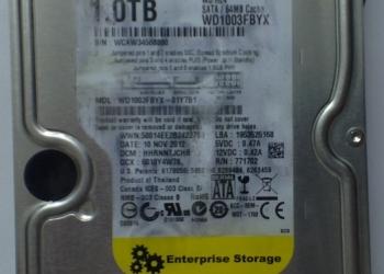 Продаю б/у жесткие диски для компьютера. HDD разного объема