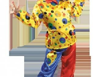 Прокат детских карнавальных новогодних костюмов в Перми