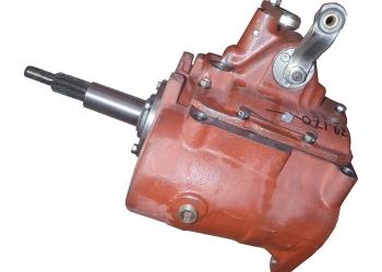 Коробка передач УАЗ-452 4-ст н/о тонк вал (29 мм) под лепестк корзину. КПП УАЗ 3