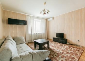 Уютная квартира в новом доме.