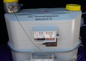Комплексы учета газа СГ-ТК-Д-10, СГ-ТК-Д-16, СГ-ТК-Д-25, СГ-ТК-Д-40