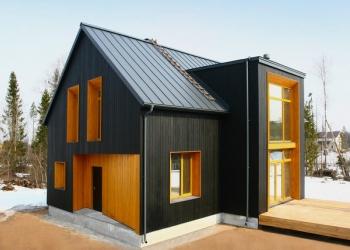 Скандинавские дома от производителя