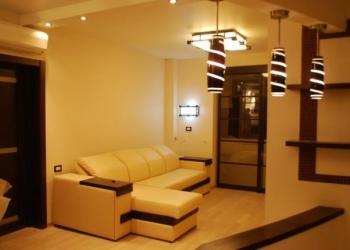 Квартира в новом доме с дизайнерским евро ремонтом. Джакузи на 600 л с хромо тер