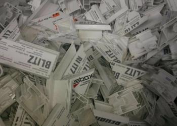 Продам ПВХ обрезки в больших объемах