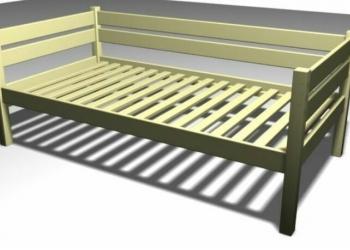 Кровати различных типов и размеров