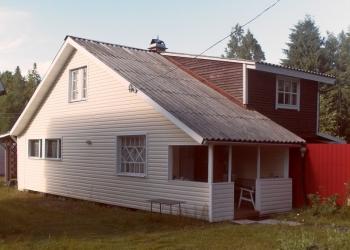 Дом 140 м2 в Рощино