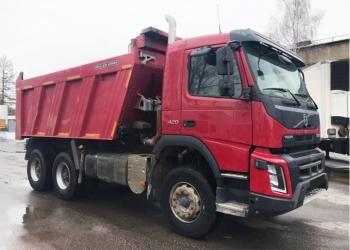 Грузовой самосвал Вольво Volvo FM-Truck 2016 год