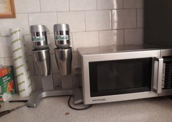 комплект оборудования для кофейни - пончиковой