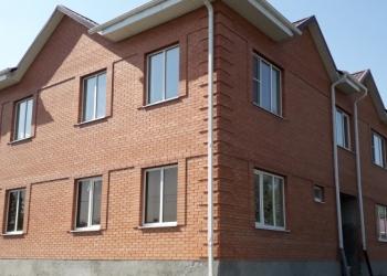 Новый дом 315 м2 на участке 15,2 сотых