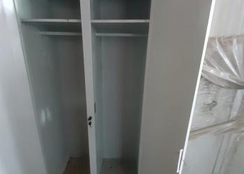 Металлические шкафы для одежды