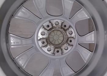 Диски литые BMW в сборе с зимней шипованной резиной, 4 шт