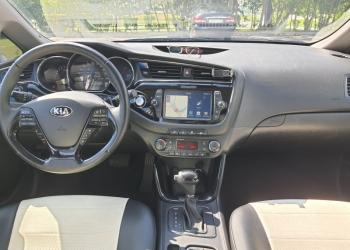 Автомобиль Киа Сид 2017 года 1.6