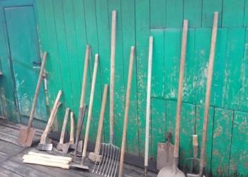 садовыи инвентарь