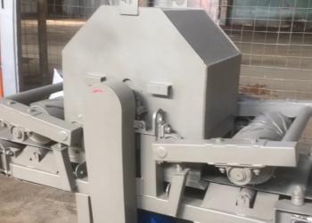 Окорочный станок для горбыля ОСГ-500