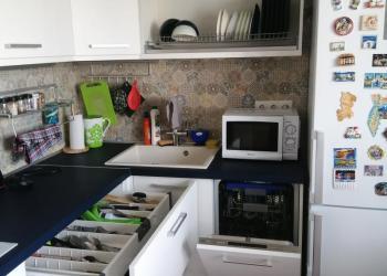 1-к квартира с мебелью и техникой