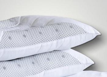 Подушка ортопедическая с магнитными вставками