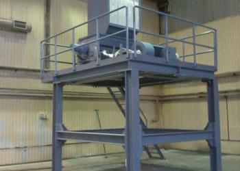 Mоющая дробилка для полимеров HERBOLD SMS80/160 1000 кг/ч