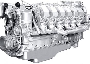 Двигатели ЯМЗ, ТМЗ от изготовителя