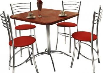Мебель на металлокаркасе от производителя.