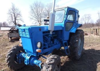 Трактор ЛТЗ Т-40А