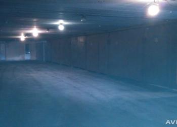 Капитальный гараж в подземном боксе