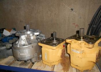 Насосы KOMATSU 705-14-42040 (R SAR 125 4)