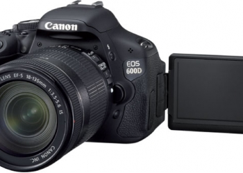 Canon 600 D Kit (18-135 IS)