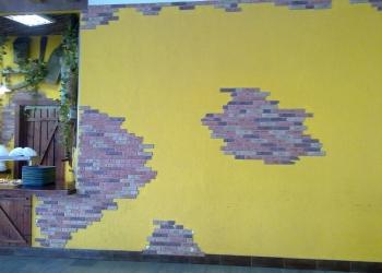 Гибкая и гипсовая плитка для фасадов и интерьеров