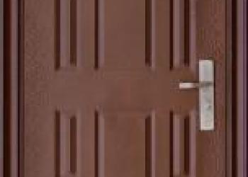 Входная стальная дверь в Судже