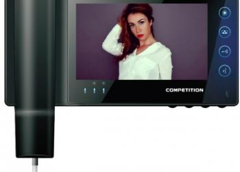 Видеодомофоны и системы видеонаблюдения