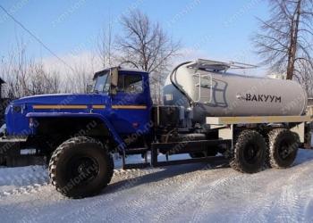Автоцистерны нефтяные АКН и коммунальные Камаз и Урал