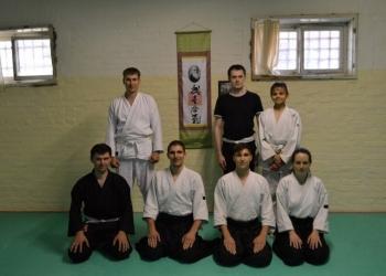 Айкидо, Айкидзюдзюцу (Тренировки по Японским Боевым Искусствам)