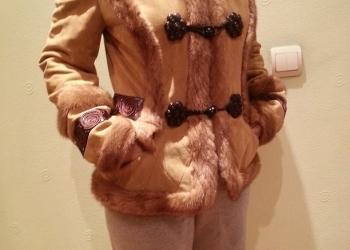 Продам куртку из нубука