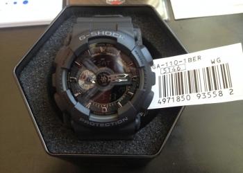 Новые, стильные, часы CASIO G-SHOCK