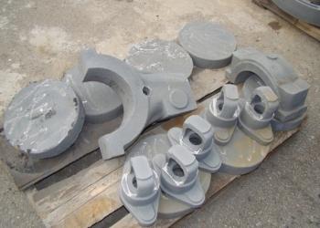 изделия из чугуна, круг, квадрат, корпусное литье