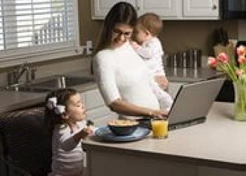 Работа для мамочек