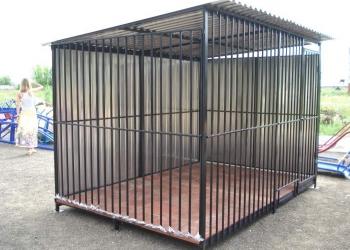 Вольеры для собак и птиц с бесплатной доставкой по Ростовской области