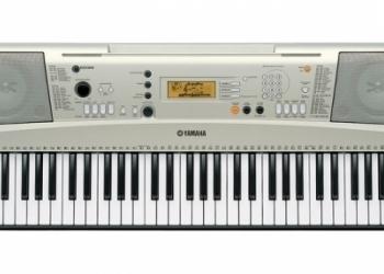 Продам синтезатор YAMAHA PSR-E313