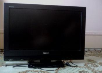Телевизор Toshiba жидкокристаллический аналоговый.